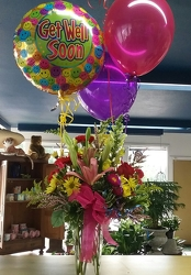 Glo's Get Well from Arthur Pfeil Smart Flowers in San Antonio, TX