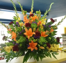 Our Condolences from Arthur Pfeil Smart Flowers in San Antonio, TX