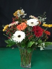Gerbera Vase from Arthur Pfeil Smart Flowers in San Antonio, TX