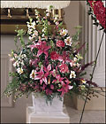 Loving Sympathy Arrangement from Arthur Pfeil Smart Flowers in San Antonio, TX
