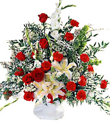 Splendid Grace Arrangement from Arthur Pfeil Smart Flowers in San Antonio, TX