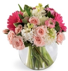 Pink Splendor Bouquet from Arthur Pfeil Smart Flowers in San Antonio, TX