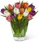 Spring Tulip Bouquet by BHG from Arthur Pfeil Smart Flowers in San Antonio, TX