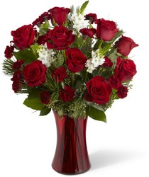 Holiday Romance Bouquet from Arthur Pfeil Smart Flowers in San Antonio, TX