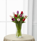 Tender Tulips Bouquet from Arthur Pfeil Smart Flowers in San Antonio, TX