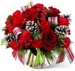 The FTD Christmas Peace Bouquet from Arthur Pfeil Smart Flowers in San Antonio, TX