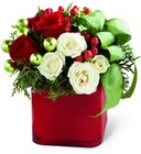 Merry & Bright Bouquet from Arthur Pfeil Smart Flowers in San Antonio, TX