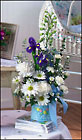 Baby Boy Novelty Bouquet from Arthur Pfeil Smart Flowers in San Antonio, TX