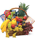 Gourmet Fruit Basket from Arthur Pfeil Smart Flowers in San Antonio, TX